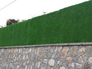 koruma panel çim çit