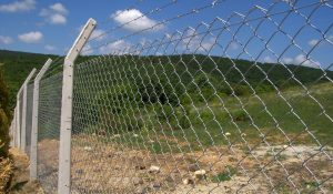 Galvanizli Kafes Tel Örgü