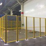 Makine Güvenlik Çiti Adana