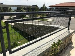 trapez çit