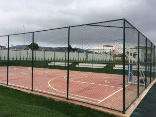 adana halı saha tel çit