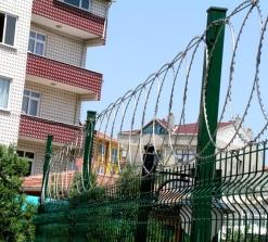 Düzlemsel Jiletli Tel Adana