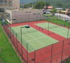 Spor Sahaları Çit Sistemleri Adana
